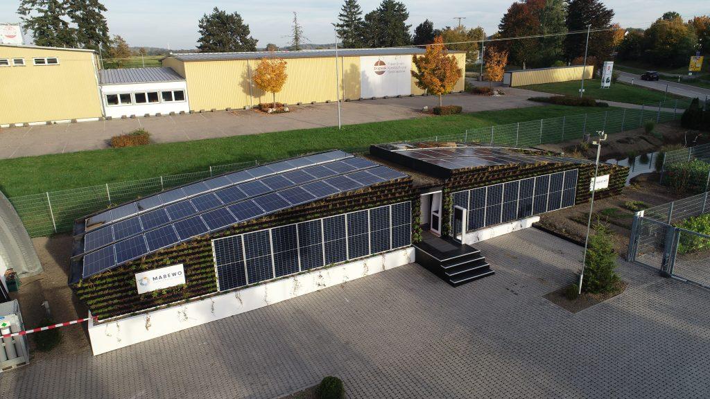 Solar-Dome Prototyp Bubenheim / MABEWO AG Schweiz