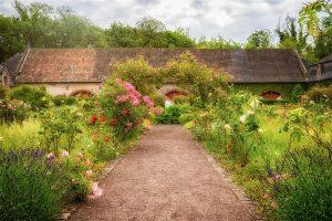 Kräutergarten,Hildegard von Bingen