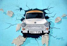 Berliner Mauer / Pixabay